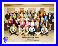 Tilghman Class of 1963 45 years