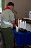Eagle Scout Ceremony 6-23-2012