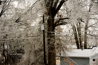 Ice Storm - Paducah KY January 2009