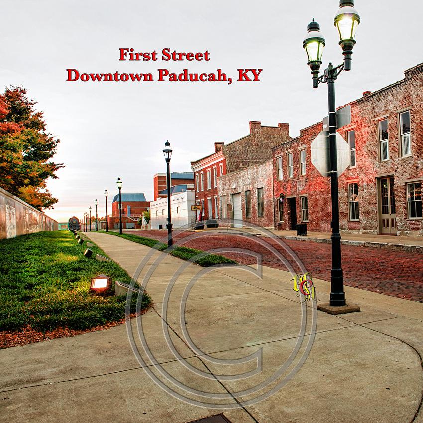 First Street Downton Paducah, Kentucky 2156